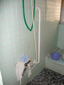 浴室介護改修