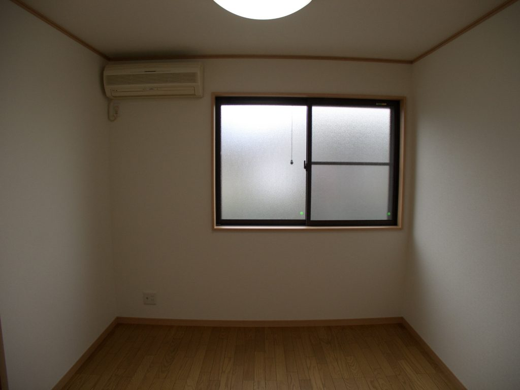広すぎた玄関をお部屋に