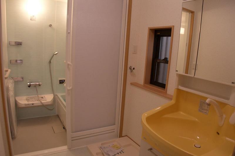 浴室リフォーム完成