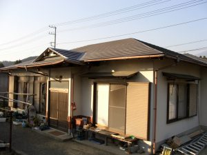 軽い屋根材リフォーム