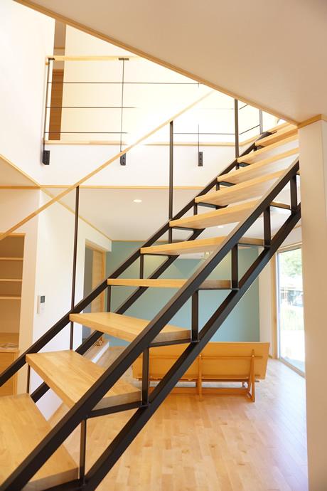 アイアントラス階段