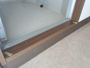 シート貼り建材の補修