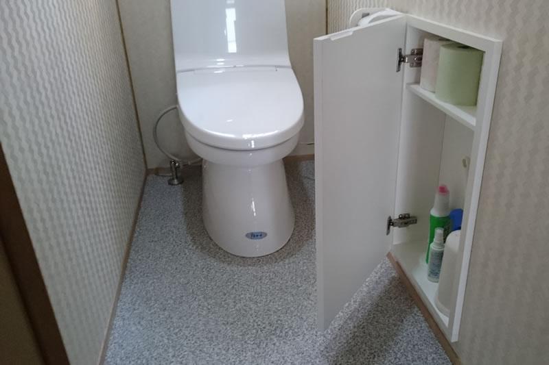 トイレもリフォーム
