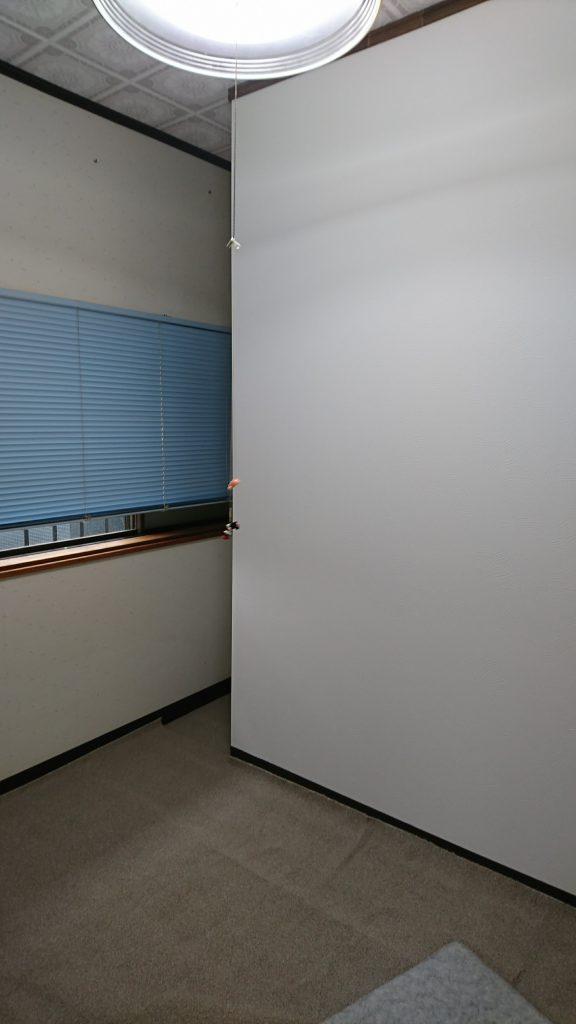 工事後の2階居室