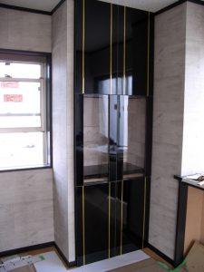 キッチン収納・背面キャビネット・家電収納・カップボード